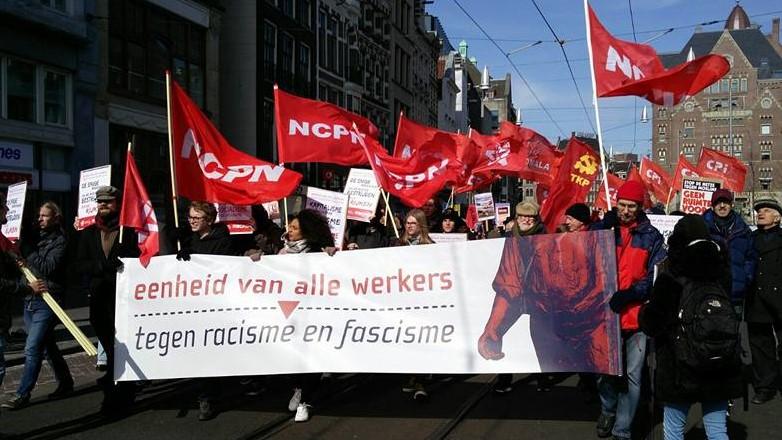 Zaterdag 9 maart Tilburg: Demonstratie NCPN en CJB