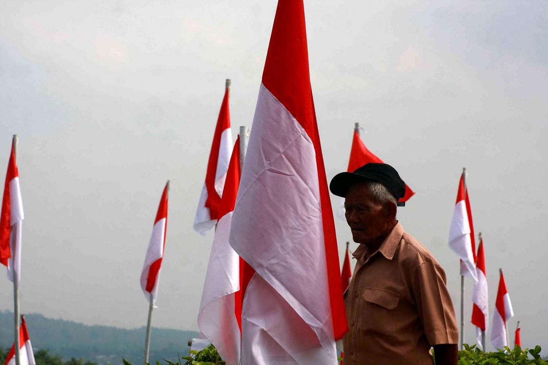 Indonesische krant noemt Ruttes krans bij 'Indisch' monument 'huichelachtig'