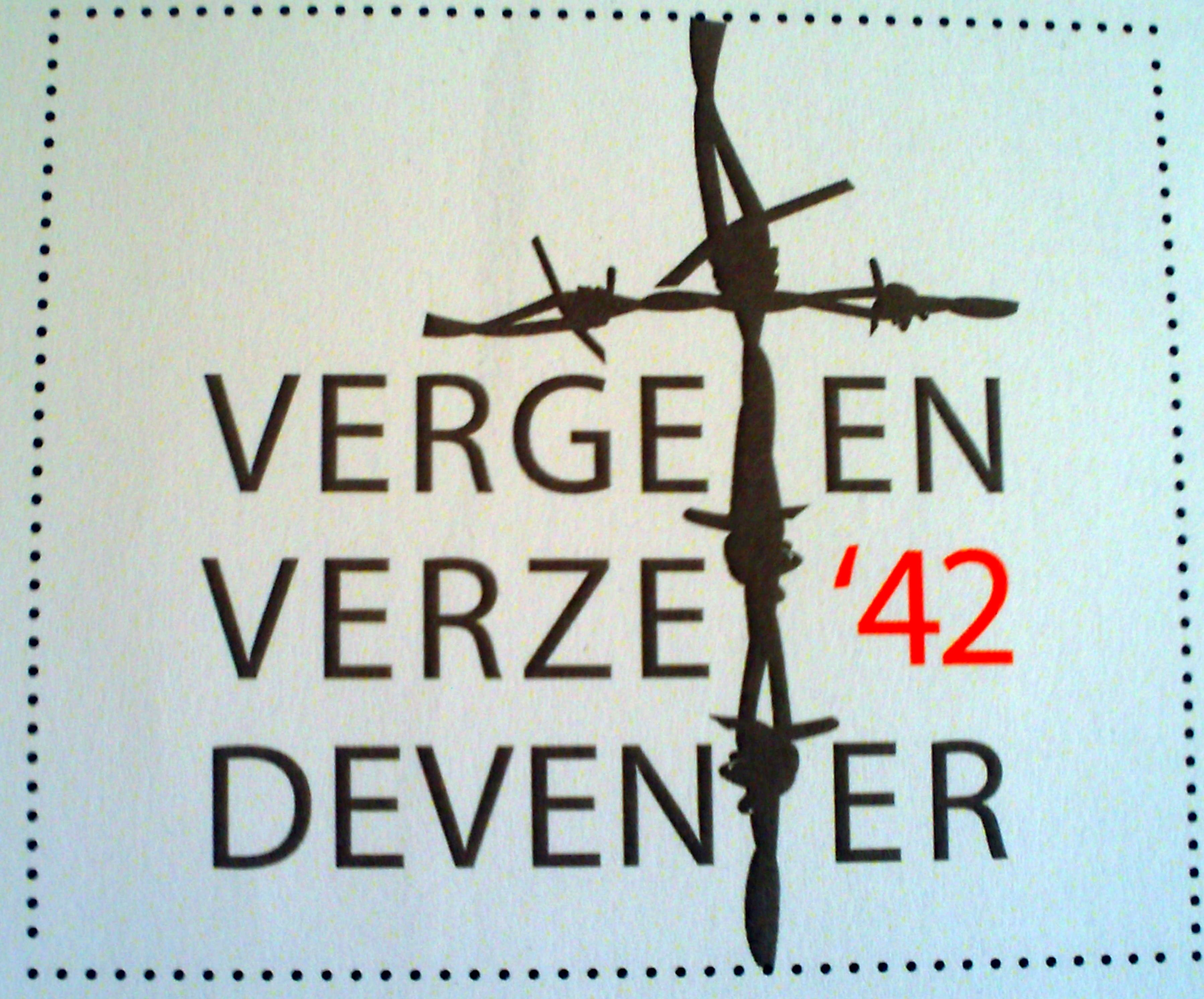 Nieuwsbrief Werkgroep Vergeten Verzet '42 Deventer