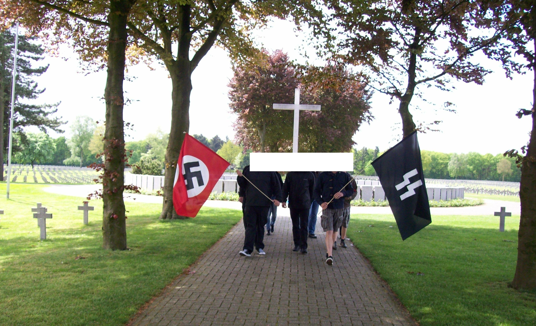 Zeker 600 soldaten van Vierdaagse van plan SS-ers in Ysselsteyn te eren