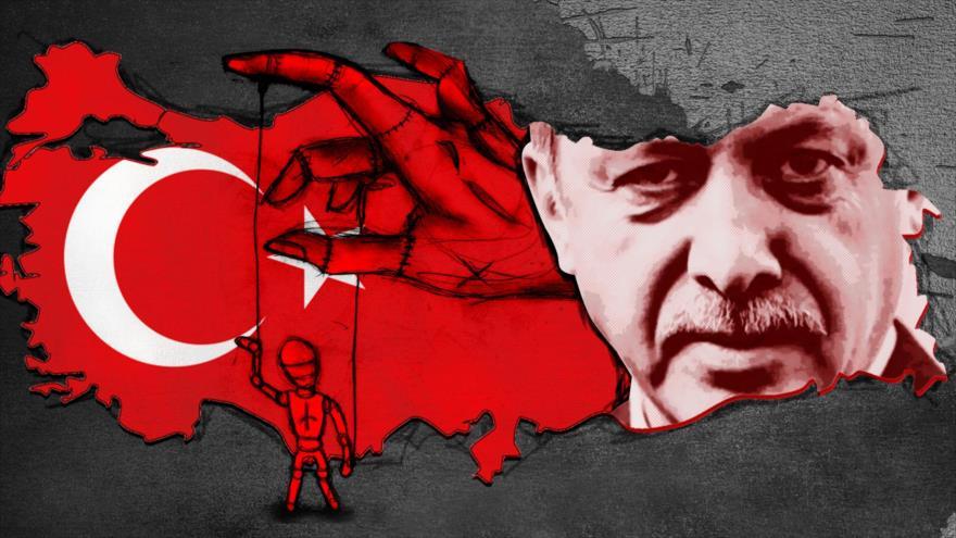 Ingezonden: EEN DUISTERE NACHT VALT OVER TURKIJE